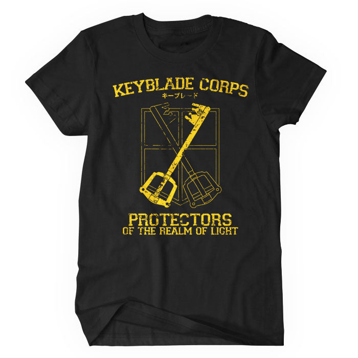 Keyblade Corps - Women's T-Shirt