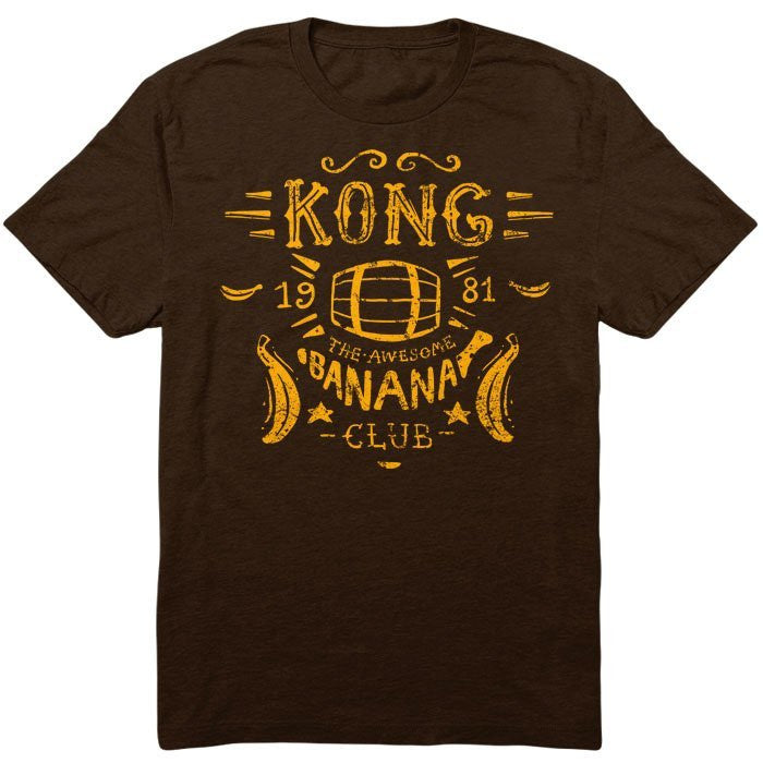 Kong Banana Club - Youth T-Shirt