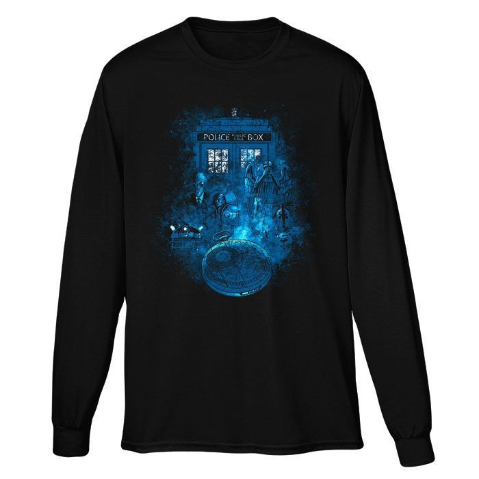 Life of the Doctor - Long Sleeve T-Shirt (Unisex)