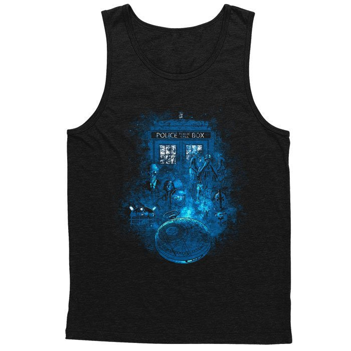 Life of the Doctor - Men's Tank Top