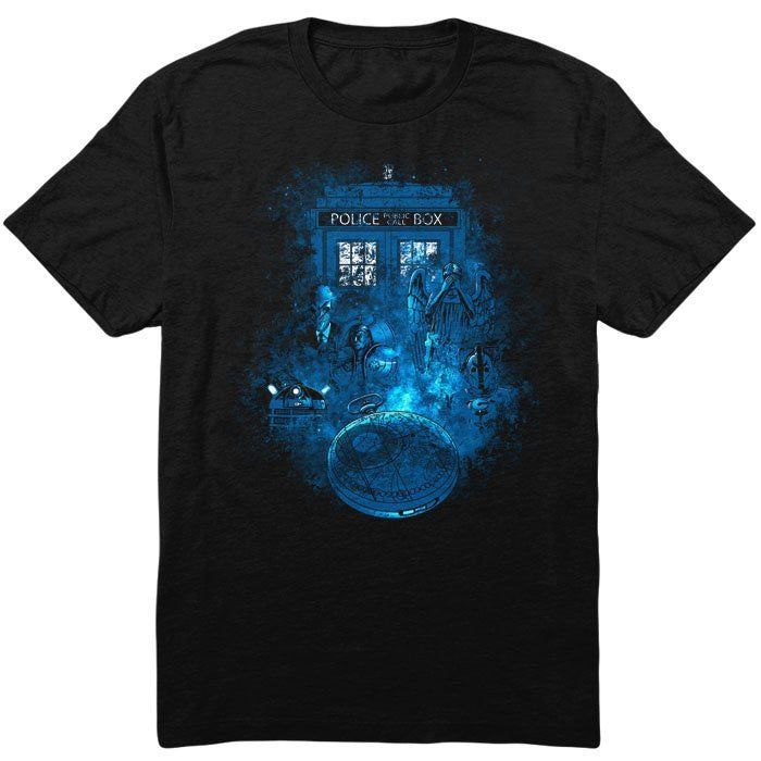 Life of the Doctor - Men's T-Shirt