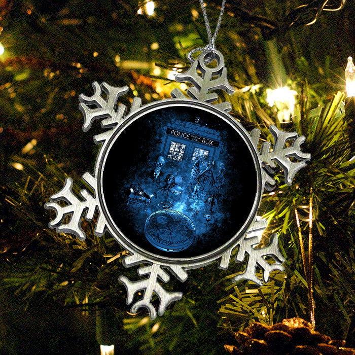 Life of the Doctor - Ornament