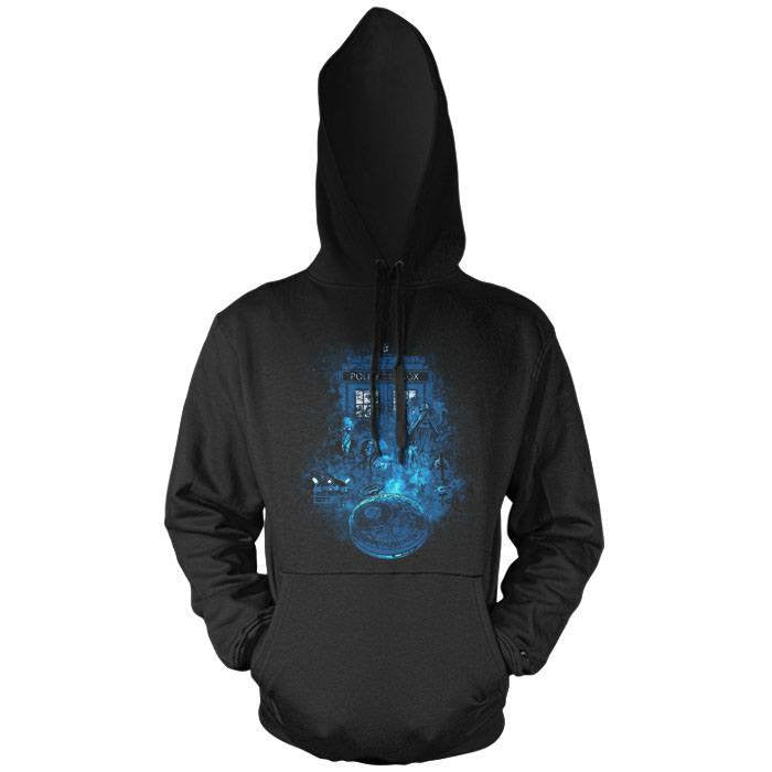 Life of the Doctor - Pullover Hoodie