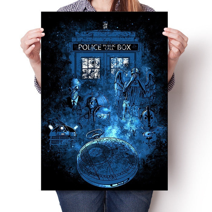Life of the Doctor - Poster