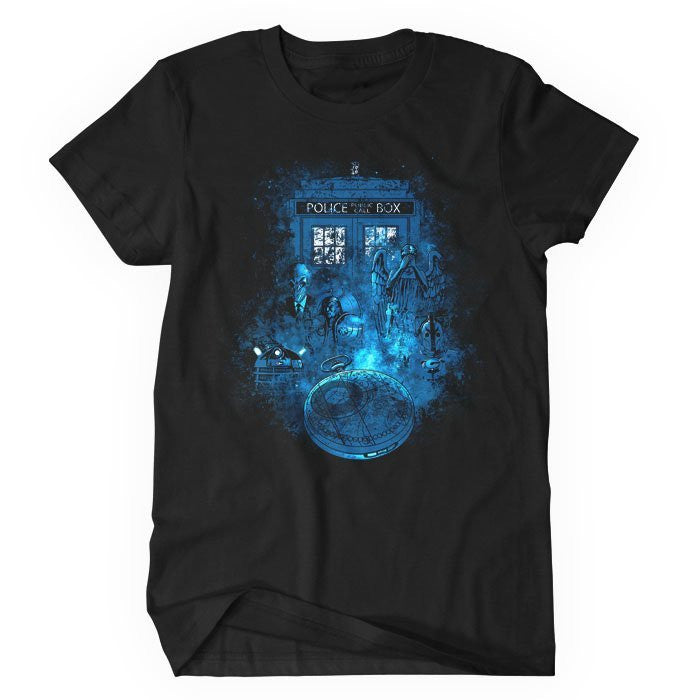 Life of the Doctor - Women's T-Shirt