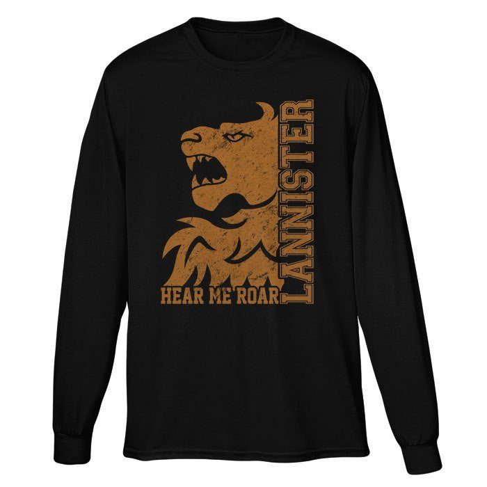 Lannister College - Long Sleeve T-Shirt (Unisex)