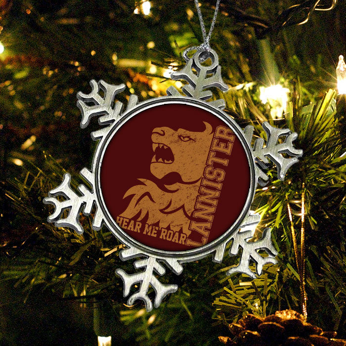 Lannister College - Ornament