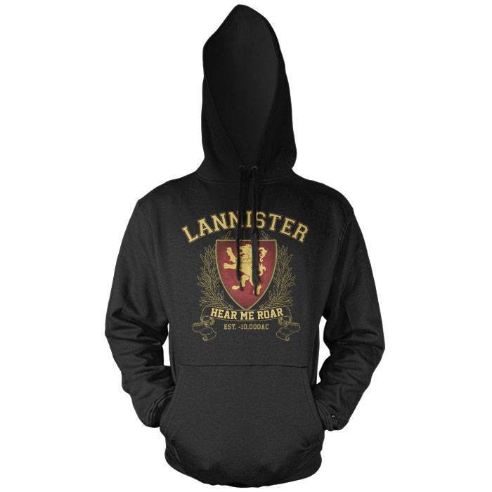 Lannister University - Pullover Hoodie