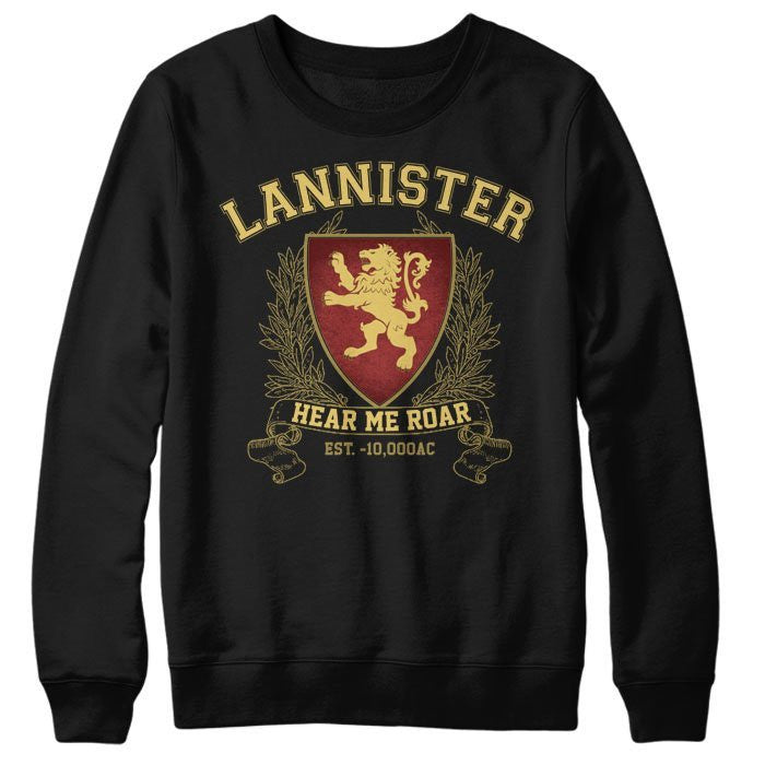Lannister University - Sweatshirt