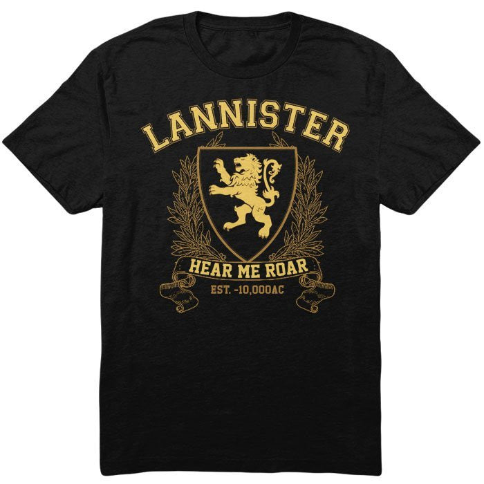 Lannister University (Gold) - Infant/Toddler T-Shirt