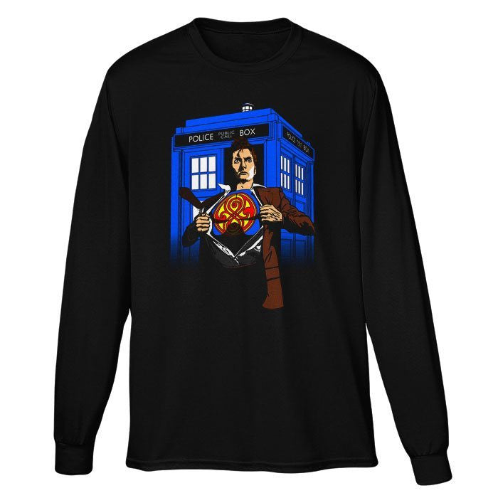 Last Son of Gallifrey - Long Sleeve T-Shirt (Unisex)