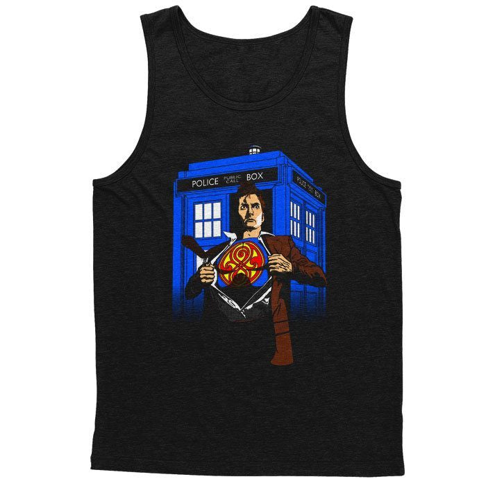 Last Son of Gallifrey - Men's Tank Top