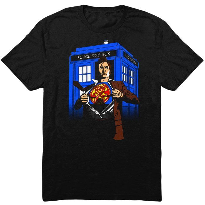 Last Son of Gallifrey - Men's T-Shirt
