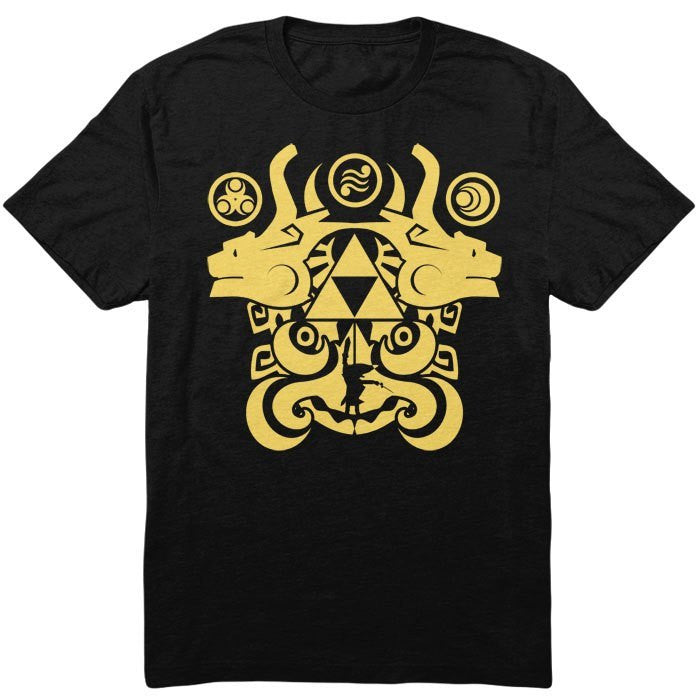 Legend of the Wind - Men's T-Shirt