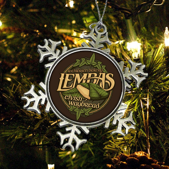 Lembas Bread - Ornament