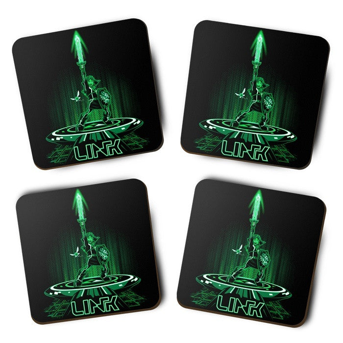 Linktron - Coasters