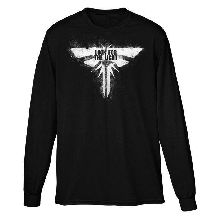Look for the Light - Long Sleeve T-Shirt (Unisex)