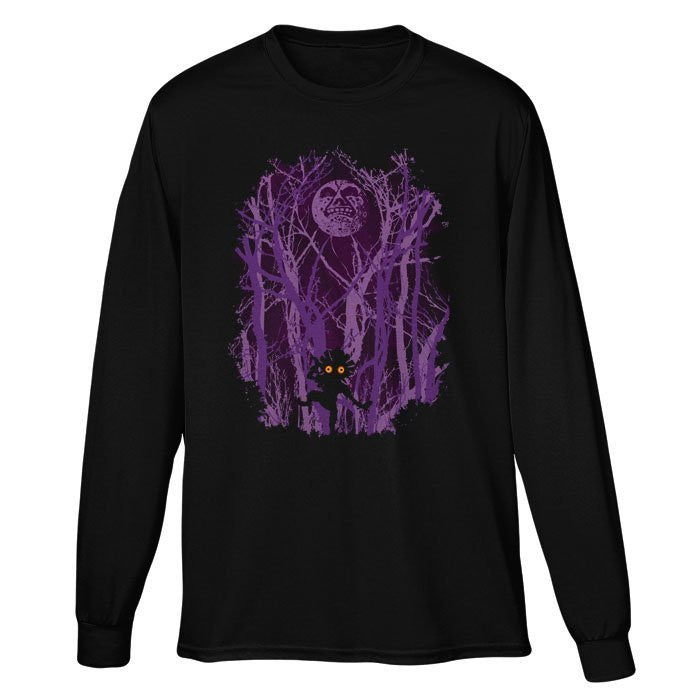 Lost in the Woods - Long Sleeve T-Shirt (Unisex)