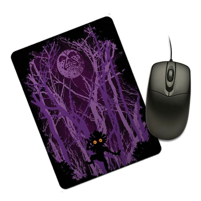 Lost in the Woods - Mousepad
