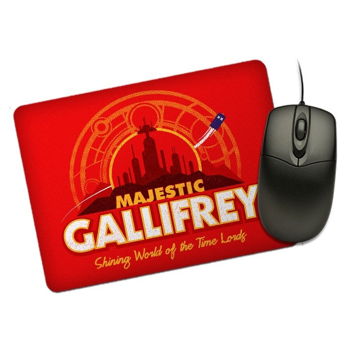 Majestic Gallifrey - Mousepad