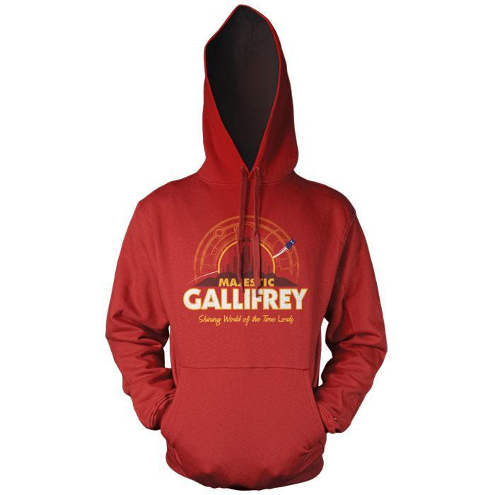 Majestic Gallifrey - Pullover Hoodie