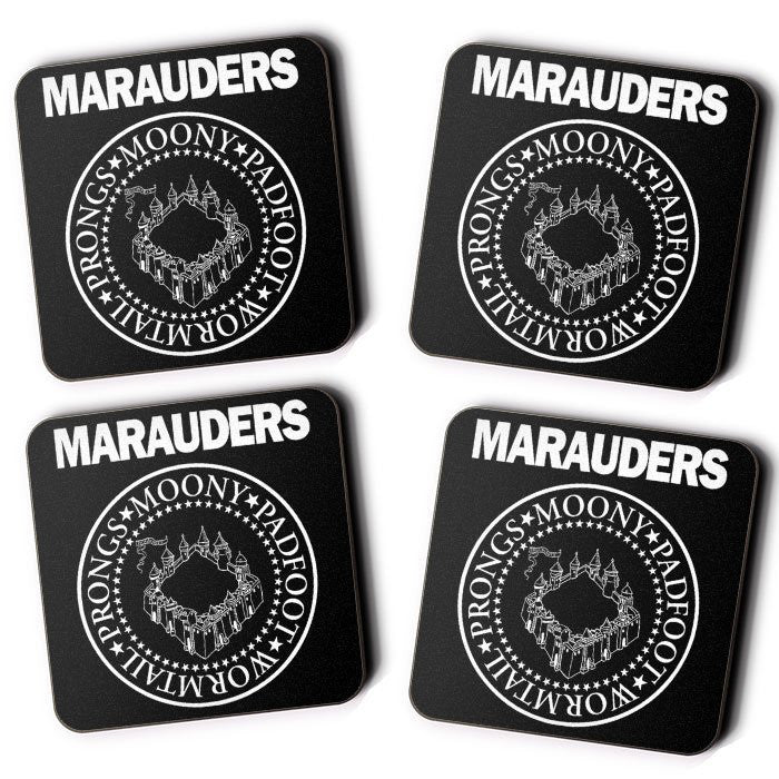 Marauders - Coasters