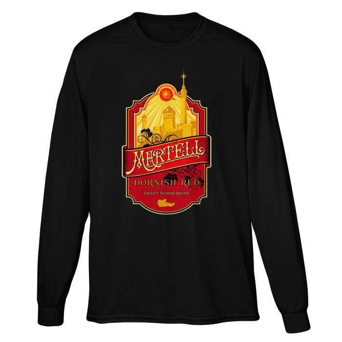 Martell Dornish - Long Sleeve T-Shirt (Unisex)