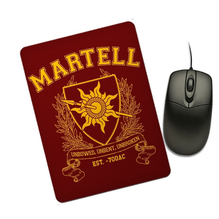 Martell University - Mousepad