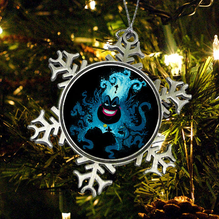 Mermaid Nightmare - Ornament