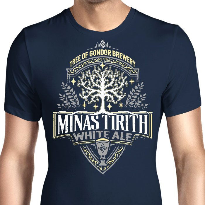Minas Tirith White Ale - Men's Apparel