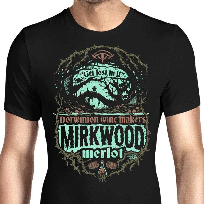 Mirkwood Merlot - Men's Apparel