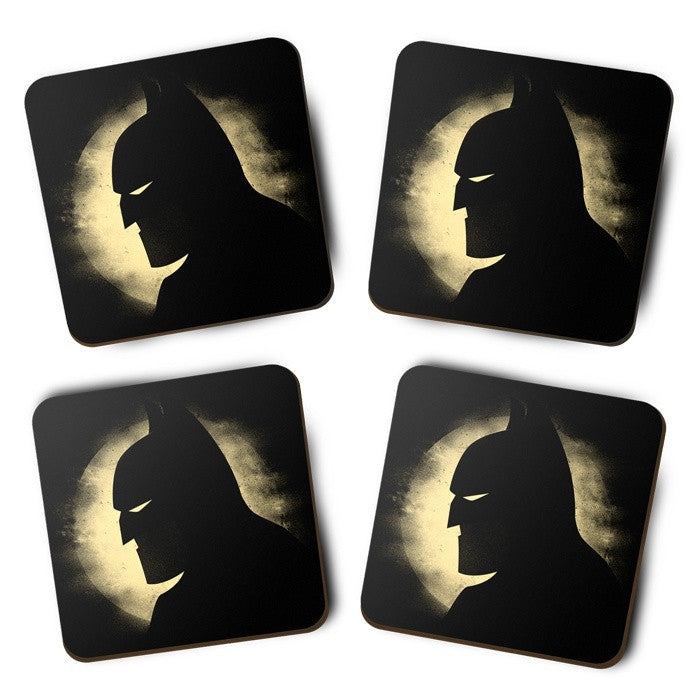 Moonlit Knight - Coasters