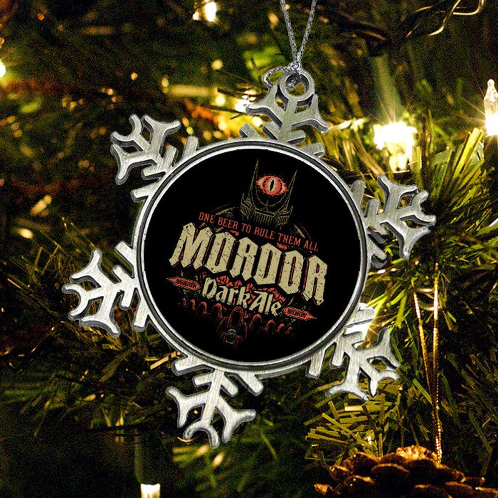 Mordor Dark Ale - Ornament