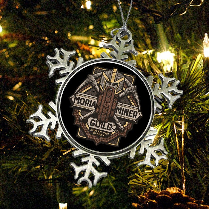 Moria Miner - Ornament