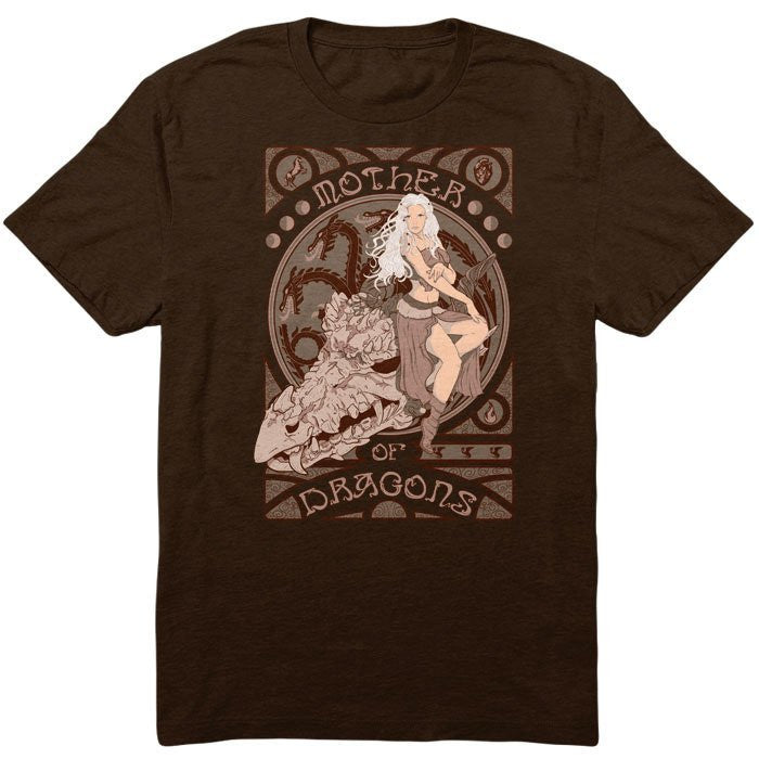 Mother of Dragons - Men's T-Shirt