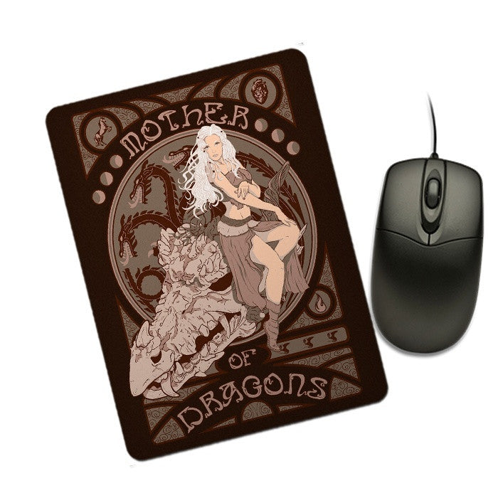 Mother of Dragons - Mousepad