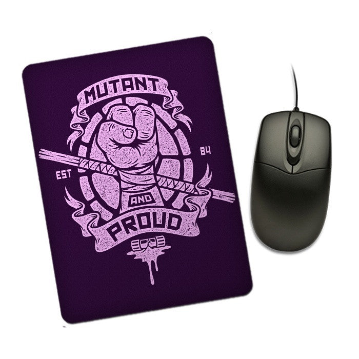 Mutant and Proud - Donnie - Mousepad
