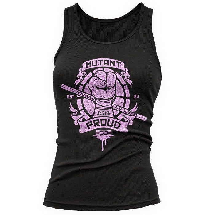Mutant and Proud - Donnie - Women's Tank Top