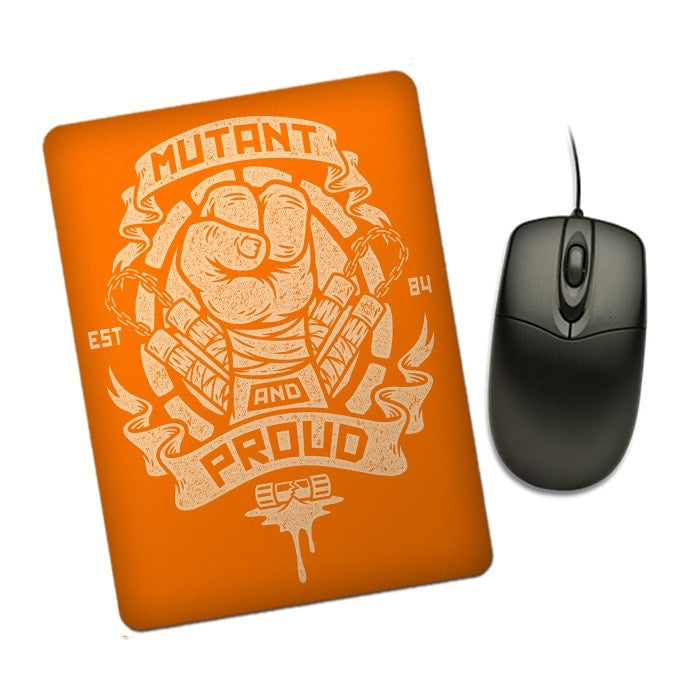 Mutant and Proud - Mikey - Mousepad