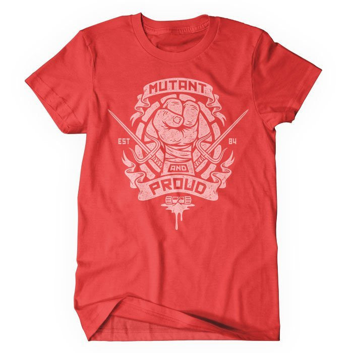 Mutant and Proud - Raph - Women's T-Shirt