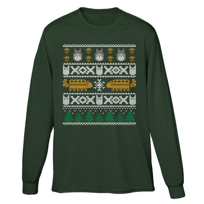 My Neighbor's Holiday - Long Sleeve T-Shirt (Unisex)