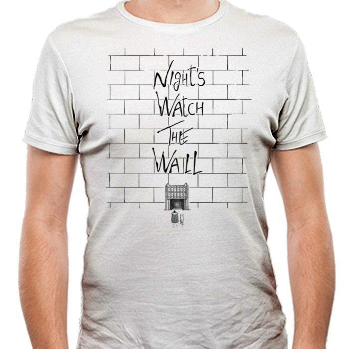 Night's Watch the Wall - Men's Fitted T-Shirt