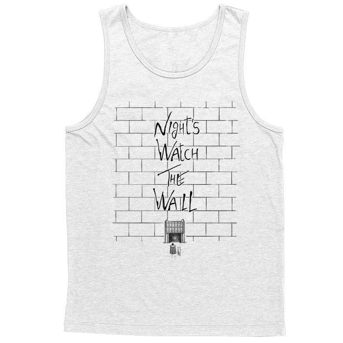 Night's Watch the Wall - Men's Tank Top