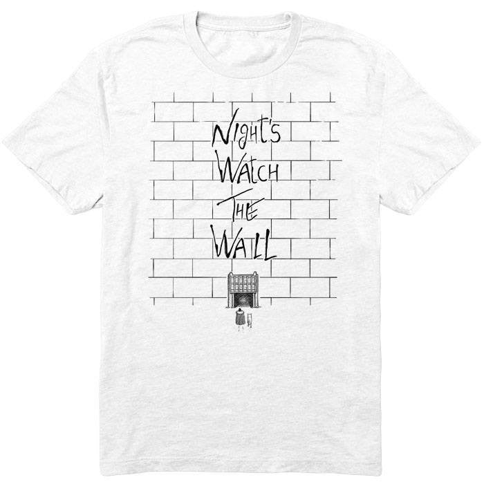 Night's Watch the Wall - Youth T-Shirt
