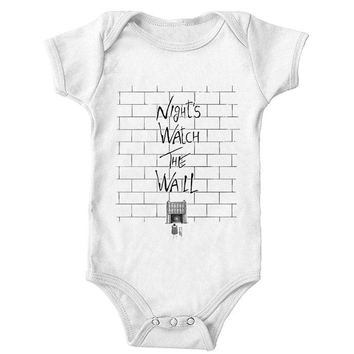 Night's Watch the Wall - Onesie