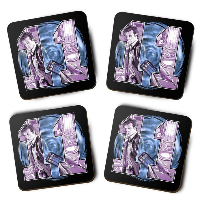 Number 11 - Coasters