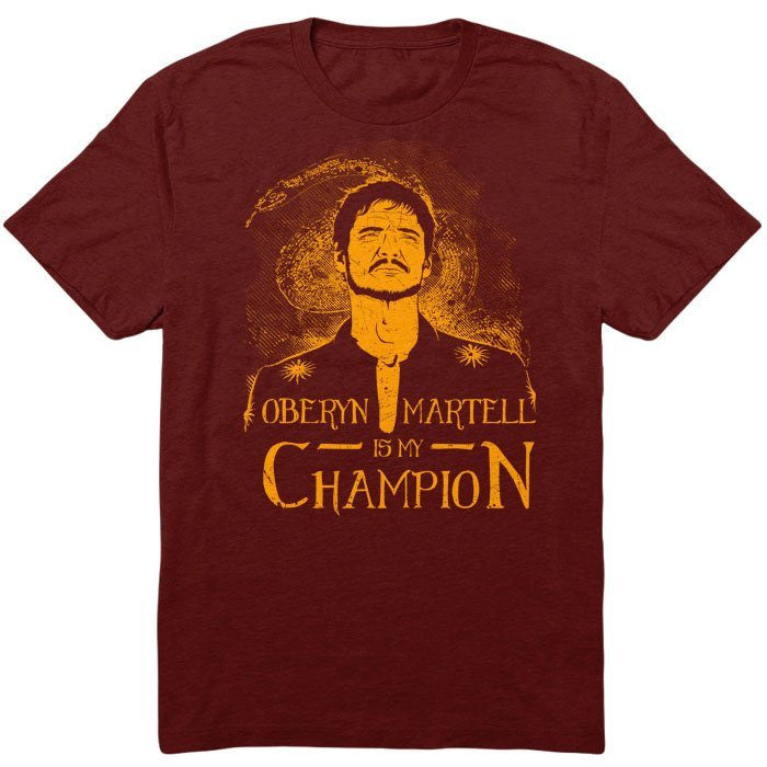 Oberyn is My Champion - Youth T-Shirt