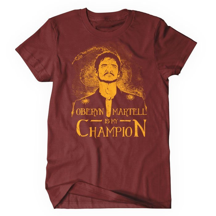 Oberyn is My Champion - Women's T-Shirt