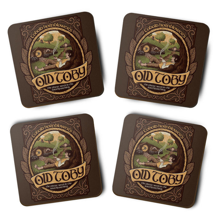 Old Toby - Coasters