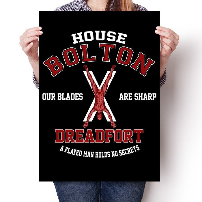 Our Blades are Sharp - Poster